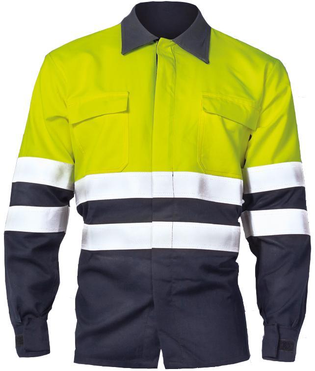 11368 - FR Antistatci shirt hi-visibility Image