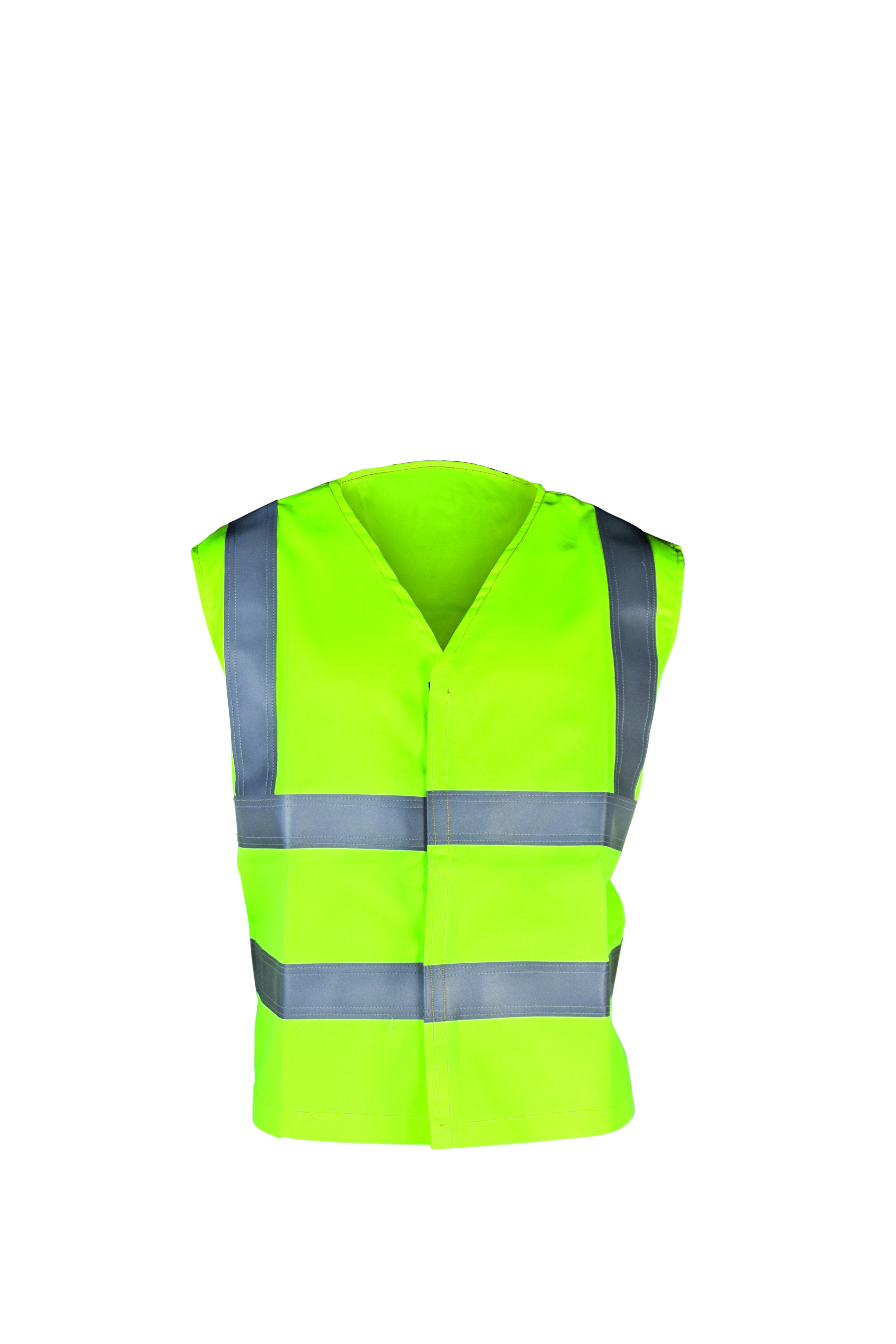 V712 - FR Antistatic vest hi-visibility Image