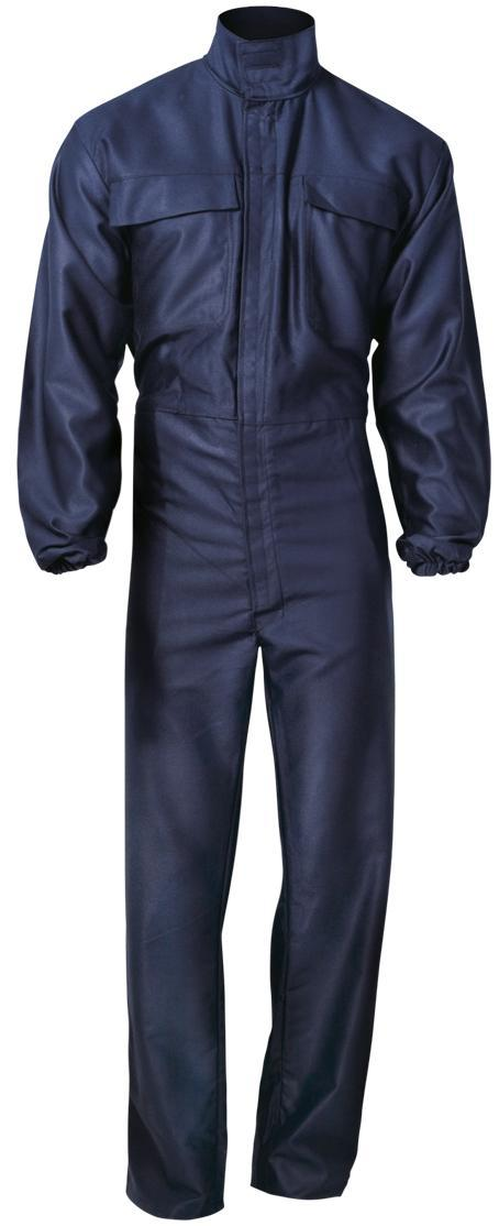 Wool375 - FR Coverall molten splash Image