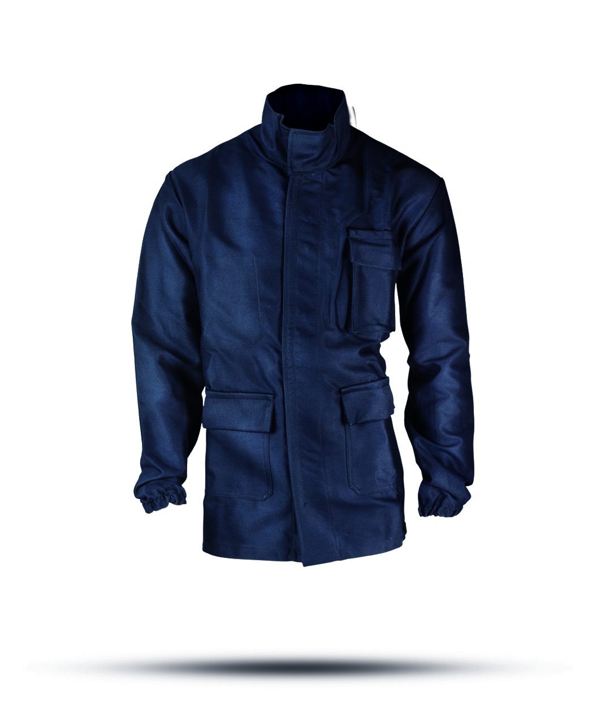 Wool872 - FR Jacket molten splash Image