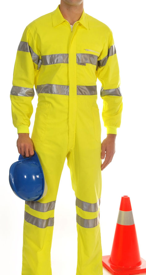 Hi-visibility Coverall Image