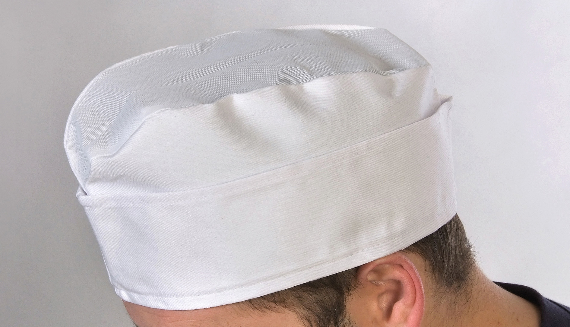 Gorro barco blanco Image