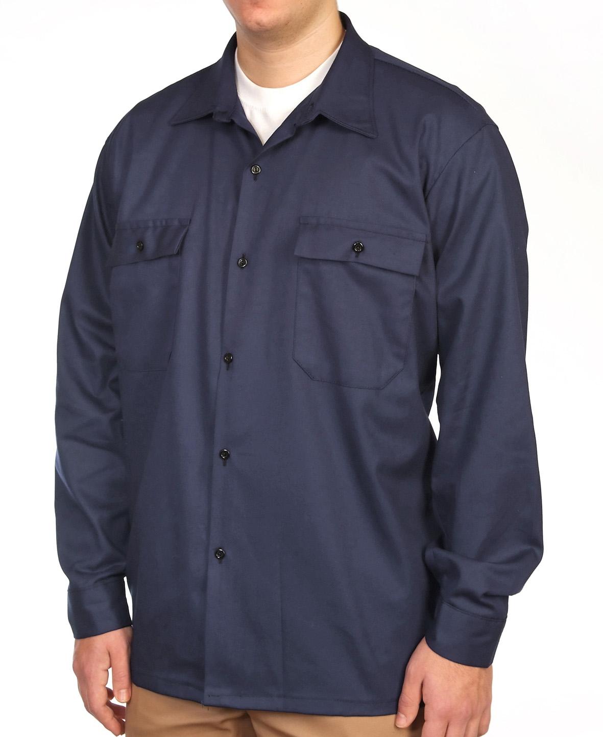 Camisa algodón manga larga Image