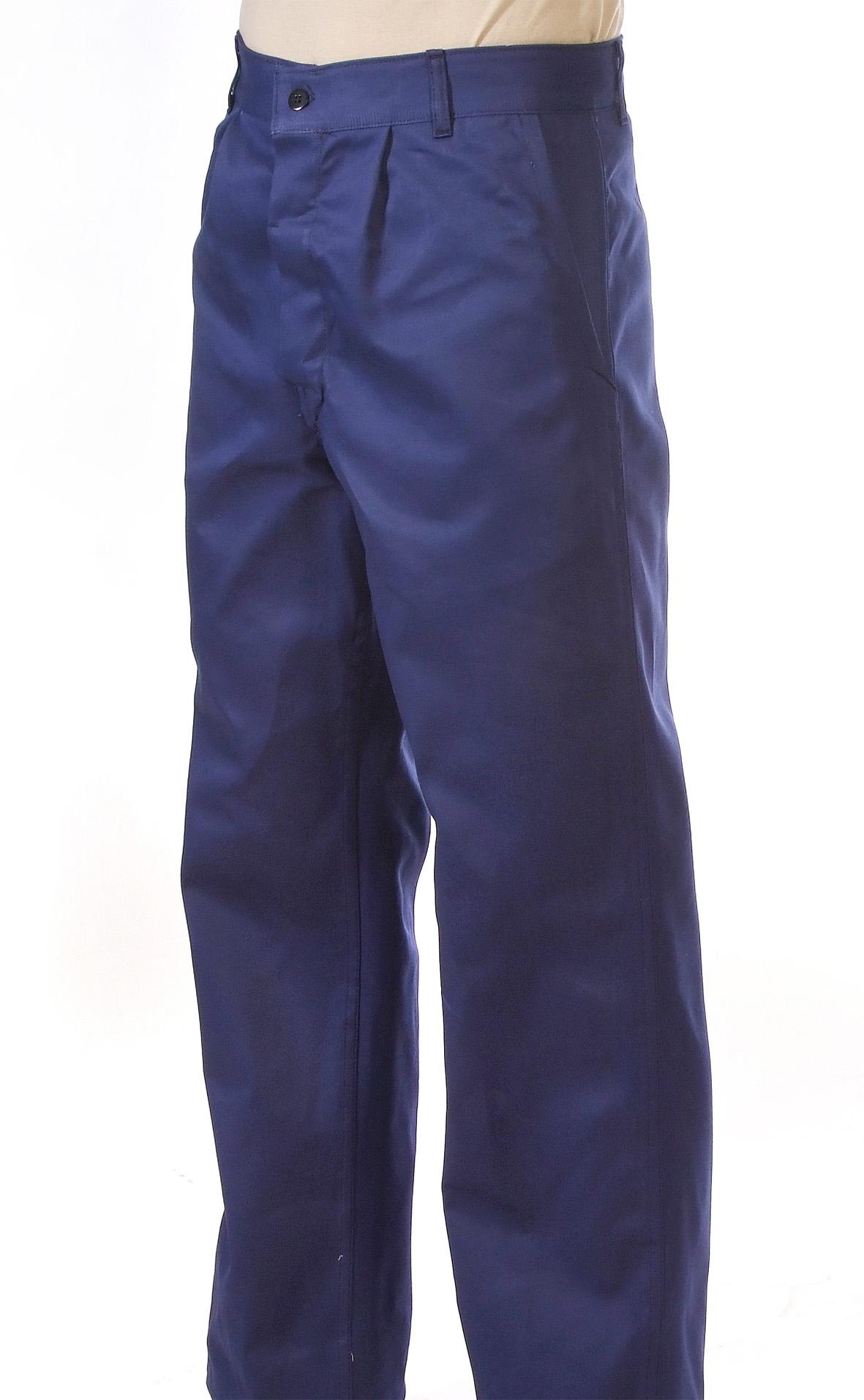 Pantalón clásico sin goma Image
