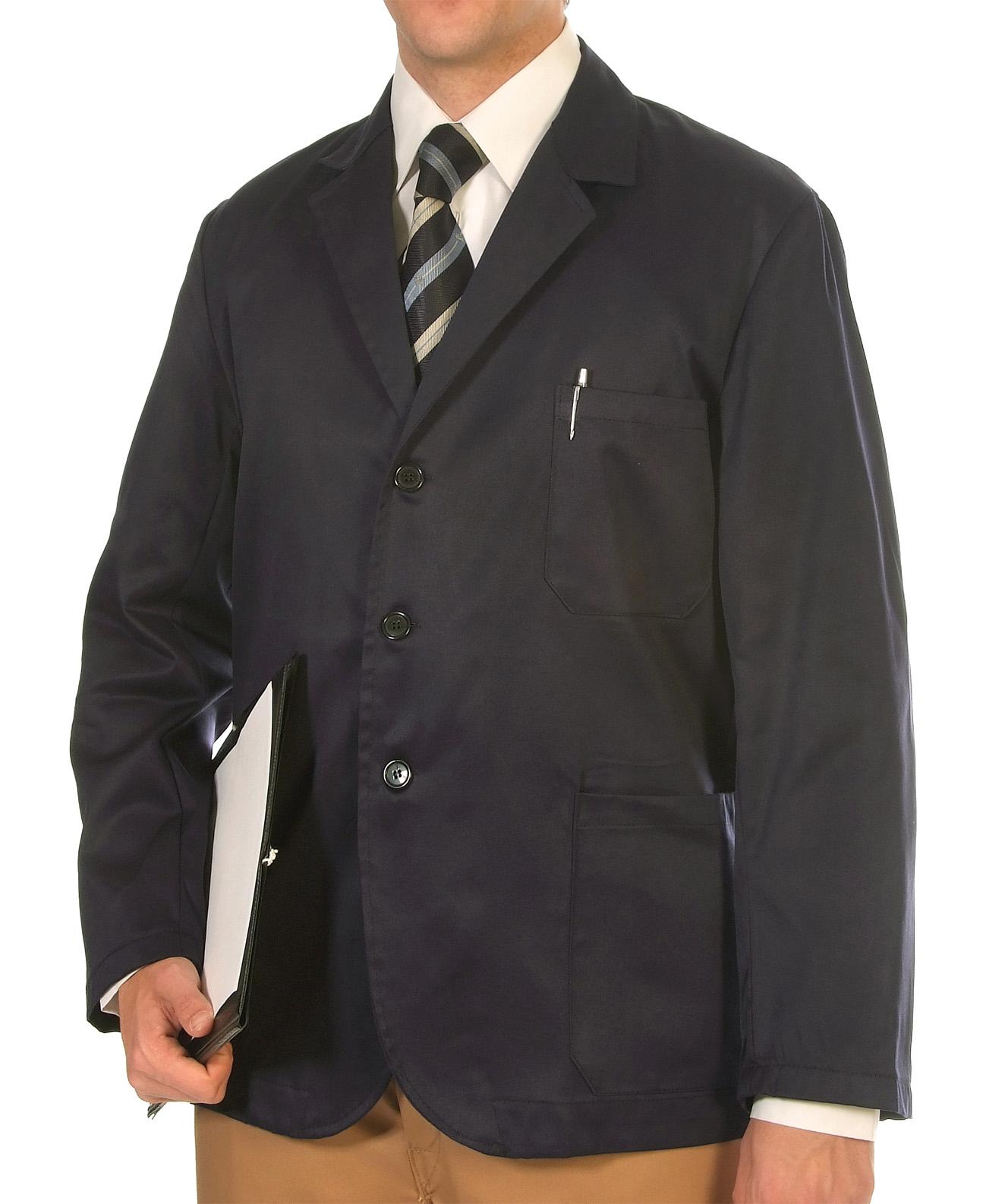 Jacket with lapels Image