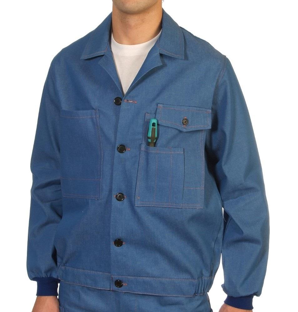 Denim jacket Iberd Image