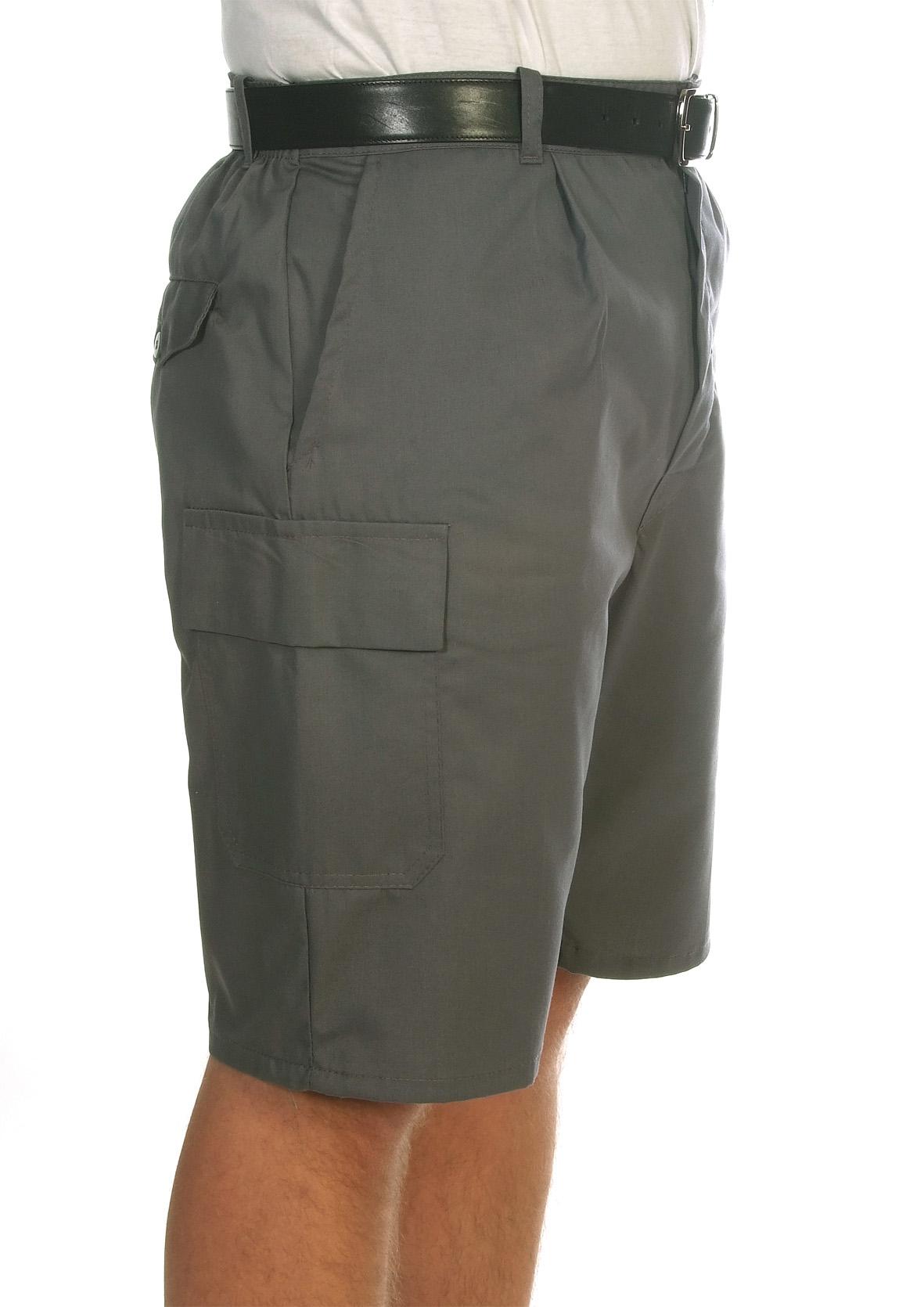 Multi pocket shorts Image