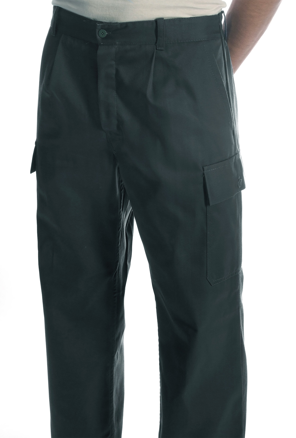Trousers cargo pockets Image