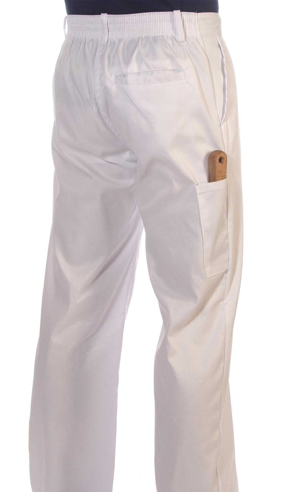 Elastic waist trousers Image