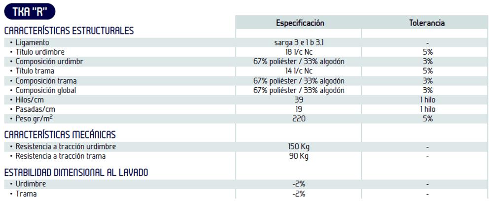 tkar-caracteristicas